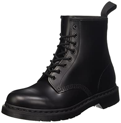 Core 1460 Mono Smooth, Unisex Adults Boots Dr. Martens