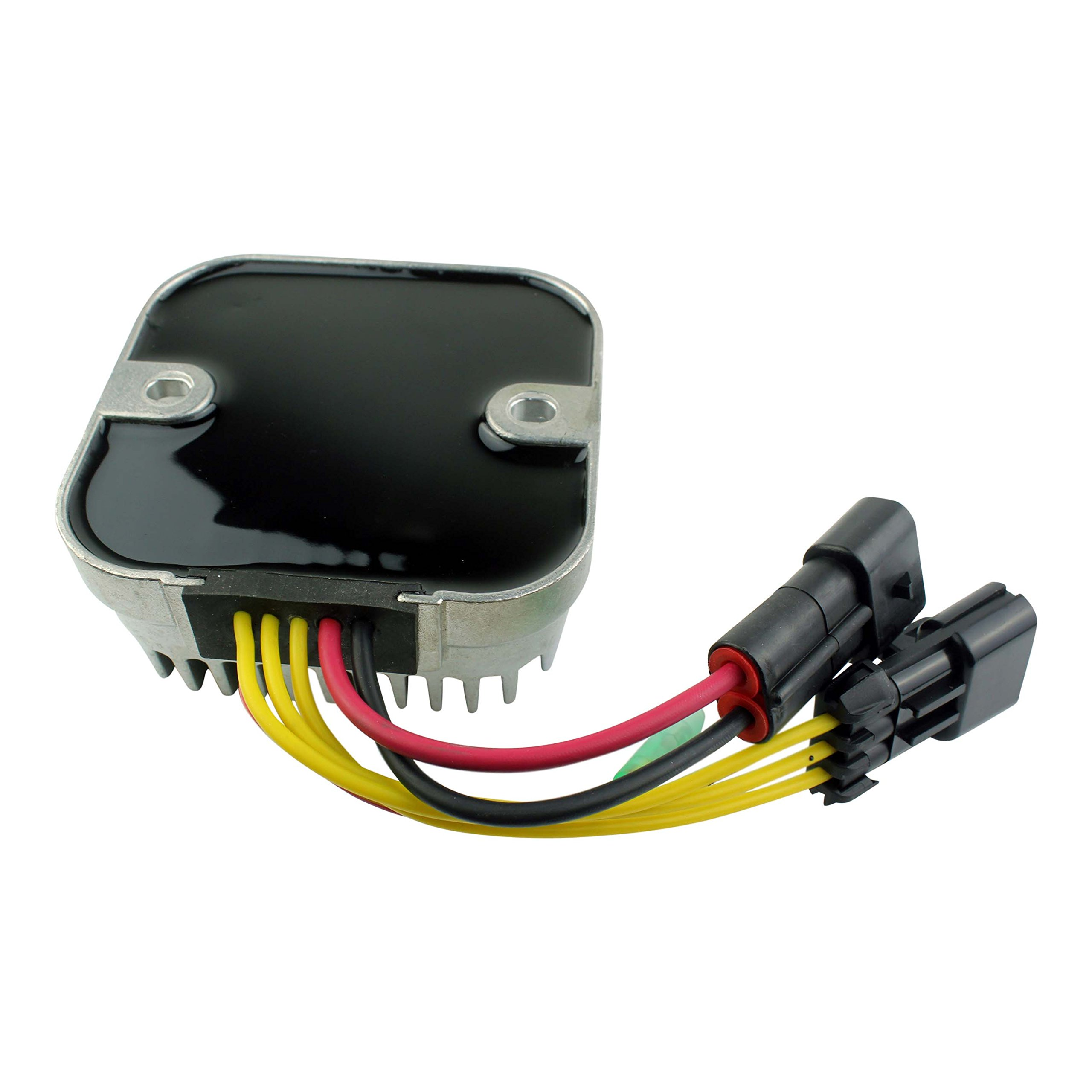 Mosfet Voltage Regulator Rectifier For Polaris RZR 800 Sportsman 800/500 Ranger 500/800 2010 2011 2012 2013 2014 OEM Repl.# 4012748 by RMSTATOR (Image #1)