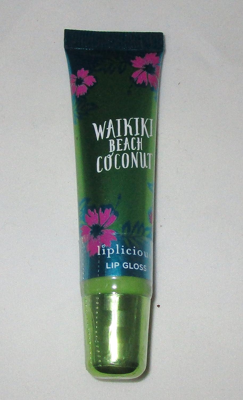 Good Bath Body Works Liplicious Lip Gloss Waikiki Beach