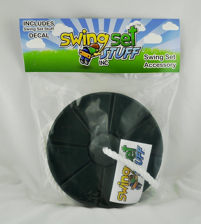 Swing Set Stuff Daisy Disc with SSS Logo Sticker Green