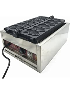 CGoldenWall Máquina de hacer gofres NP-541 Walnut cake making ...