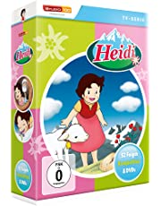 Heidi - TV-Serien Komplettbox