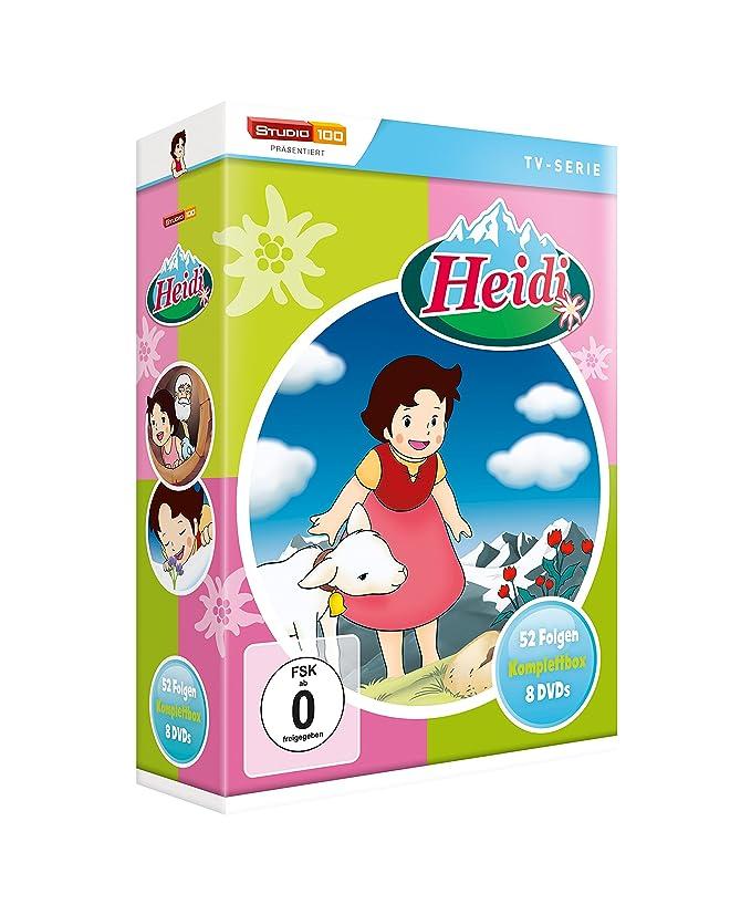 Heidi - TV-Serien Komplettbox [DVD]