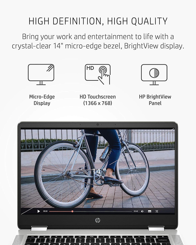 HP Chromebook x360 14a 2-in-1 14a-ca0022nr Laptop