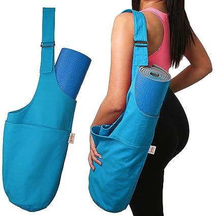 626e7b7bb93d Amazon.com   SporthoCare Yoga Mat Bag Carrier