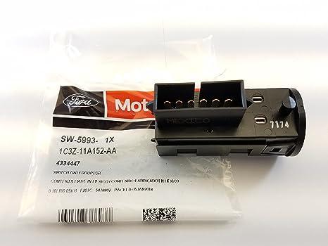 Interruptor de embrague número de pieza 1C3Z11A152AA