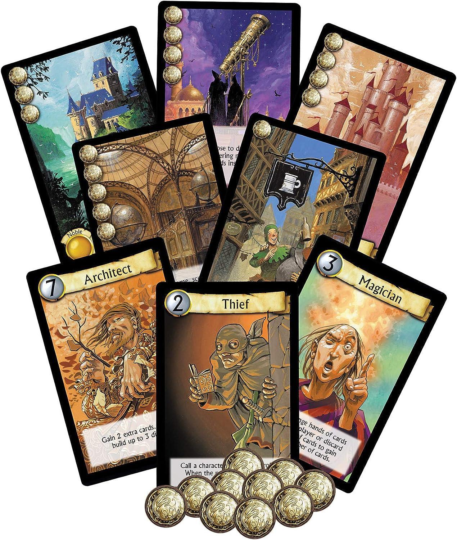 Fantasy Flight Games WR01 Citadels Edición Clásica: Amazon.es: Juguetes y juegos