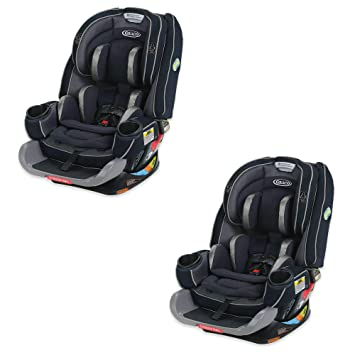 Graco 4Ever Extend2Fit Platinum 4 In 1 Convertible Child Safety Car Seat Ottlie 2
