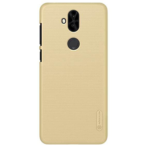 online retailer c20d5 7e1f2 for Asus Zenfone 5Q/5Lite ZC600KL Case,Nillkin [with Screen Protector]  Frosted Shield Anti Fingerprints Hard PC Case Back Cover for Asus Zenfone  ...
