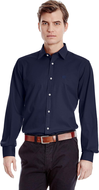 MAKARTHY Camisa Hombre Slim Fit: Amazon.es: Ropa y accesorios