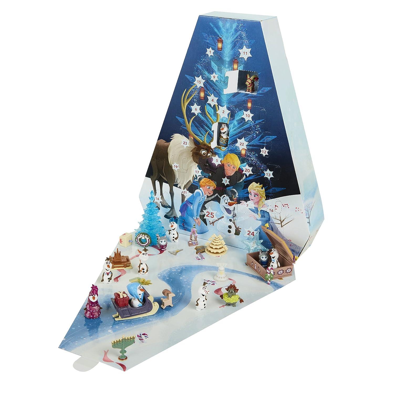 Disney Frozen 53262 Olaf\'s Adventure Advent Calendar: Amazon.co.uk ...