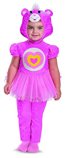 Disguise Costumes Care Bears Wonderheart Bear Infant Classic Pink/White/Yellow 12  sc 1 st  Amazon.com & Amazon.com: Disguise Costumes Care Bears Wonderheart Bear Infant ...
