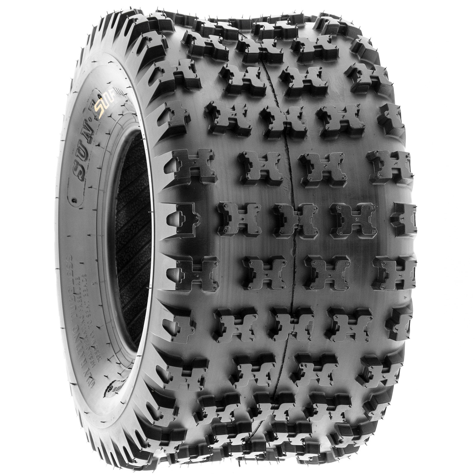 SunF Knobby Sport ATV Tires 20x6-10 & 18x10-8 4/6 PR A031 (Complete set of 4) by SunF (Image #9)