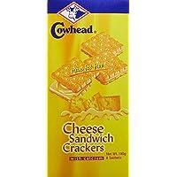 Cowhead Cheese Sandwich Crackers, 190g