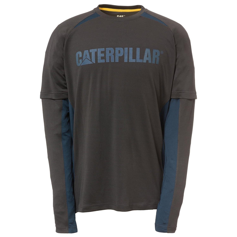 Caterpillar - Camiseta de manga larga modelo Expeditión para ...