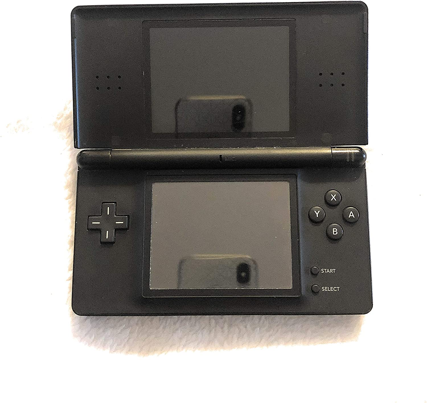 Nintendo DS Lite Handheld Dual LCD One Touchscreen Game System w WiFi Cobalt Blue
