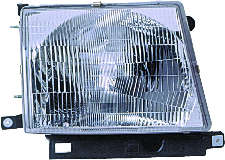 Dorman 1590795 Passenger Side Headlight Assembly For Select Toyota Models
