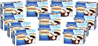 product image for Tastykake Buttercreme Iced Cupcakes, 12 Boxes