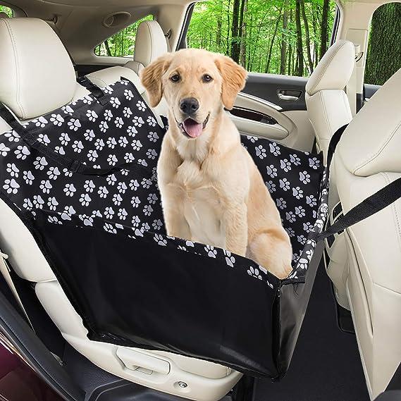 fundas impermeables coche para perros