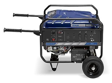 Amazon.com: Kohler pa-pro75e-3001-pc 7.500 W Gasolina ...