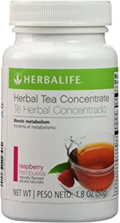Herbalife Herbal Tea Concentrate - Raspberry, 1.8 oz.