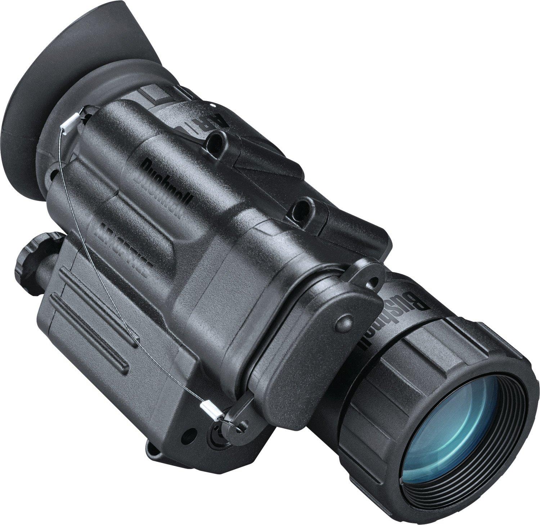 Bushnell AR142BK AR Optics, Digital Sentry Night Vision Monocular, 2X, Matte black by Bushnell