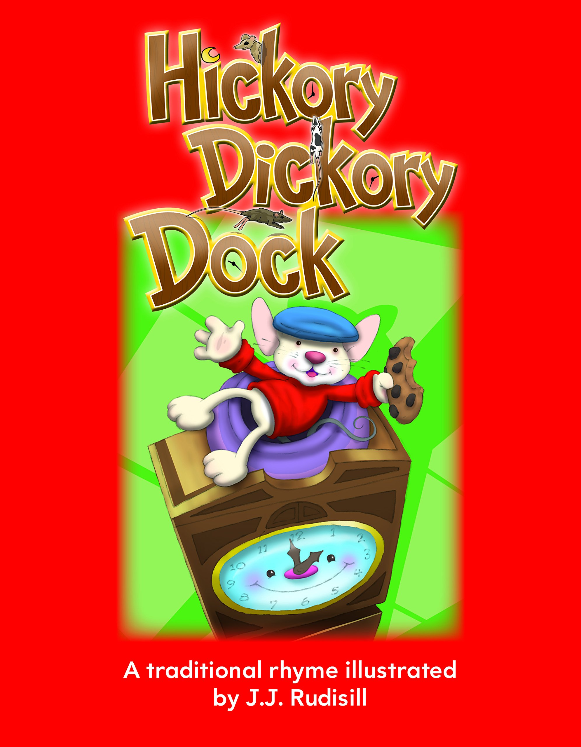 Hickory Dickory Dock Big Book (Literacy, Language, & Learning)