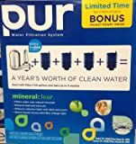 Clearwave Electronic Water Softener System Faucet Mount