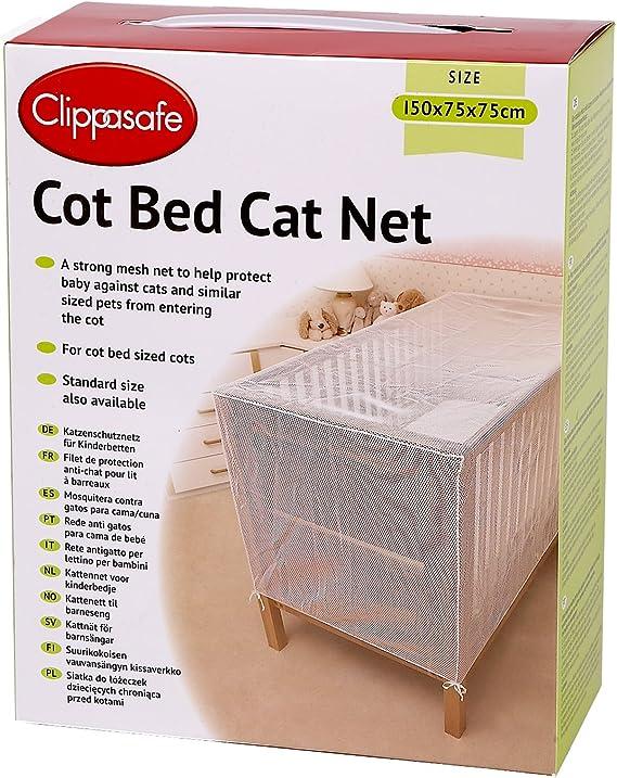 Clippasafe Ltd Pram /& Carrycot Cat Net Large