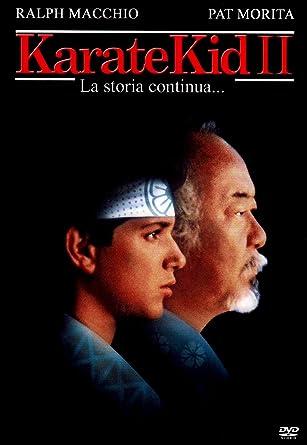 Karate Kid Ii Amazon It Morita Macchio Morita Macchio Film E Tv