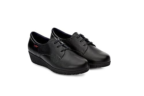 Oneflex Magot Negro - Zapatos anatómicos Profesionales Cómodos para Mujer: Amazon.es: Zapatos y complementos