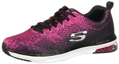 Skechers Sport Women's Sketch Air Infinity Fashion Sneaker