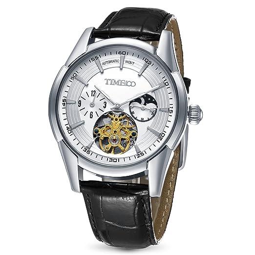 Time100 W60025G.02A W600 - Reloj para hombres color negro: Amazon.es: Relojes