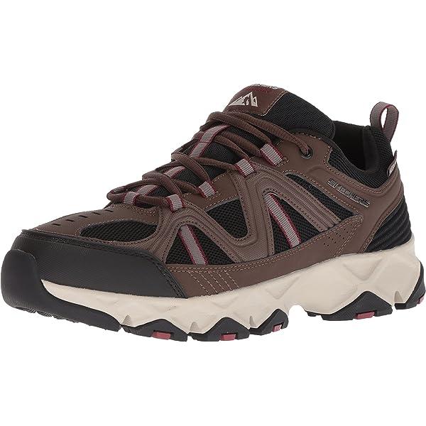 Skechers Mens Crossbar Brown Size: 8 X Wide: .au