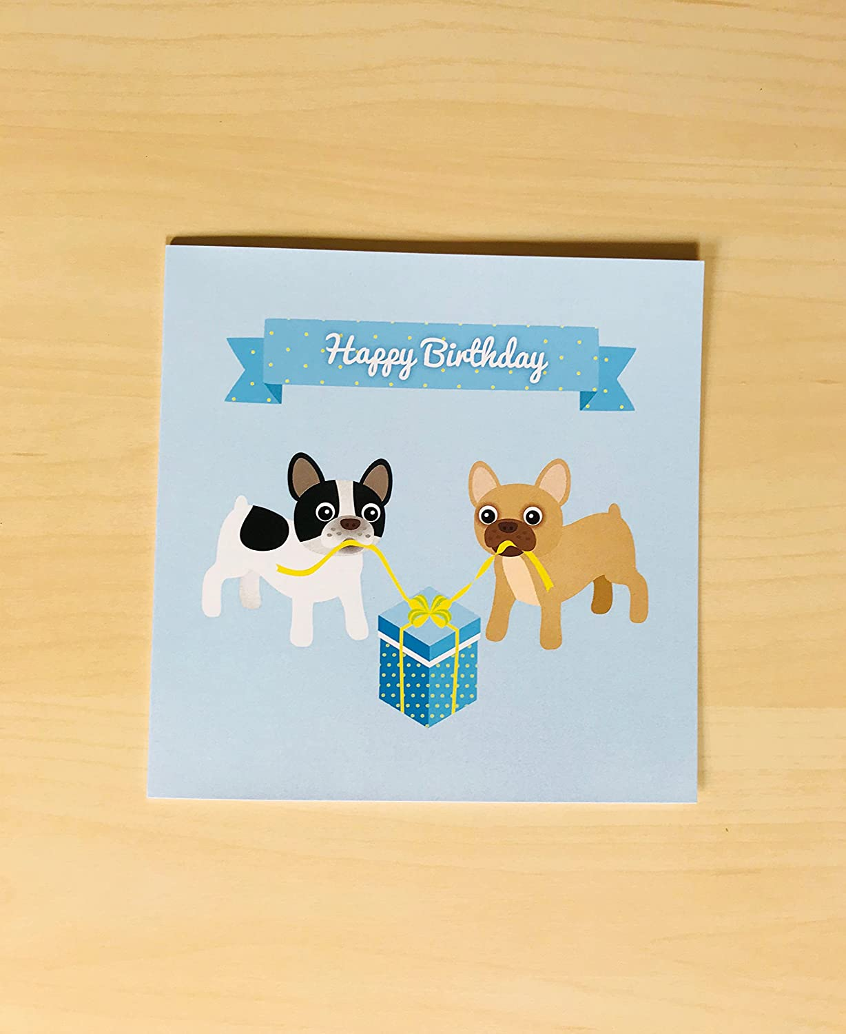 Amazon French Bulldog Gay Birthday Card Also Perfect For