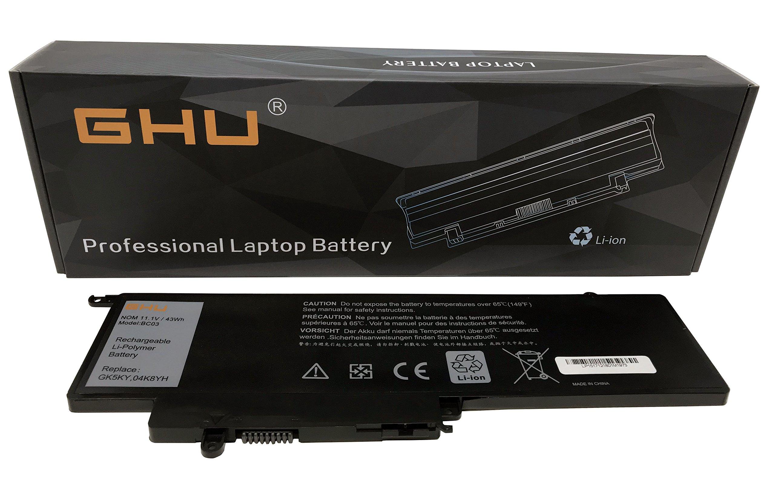 Bateria 43wh 11.1v Para Gk5ky 92nct 04k8yh 0wf28 4k8yh 092nct 92nct Compatible Dell Inspiron 13 7347 7348 7352 Dell Insp
