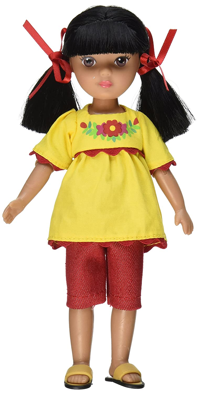 Madame Alexander Travel Friends Mexico Doll
