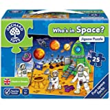 Orchard Toys Who's in Space Jigsaw Puzzle