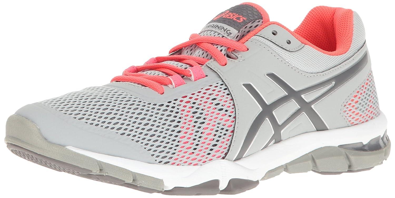 ASICS Women's Gel-Craze TR 4 Cross-Trainer Shoe B01H2L5YAK 9.5 B(M) US|Mid Grey/Carbon/Diva Pink