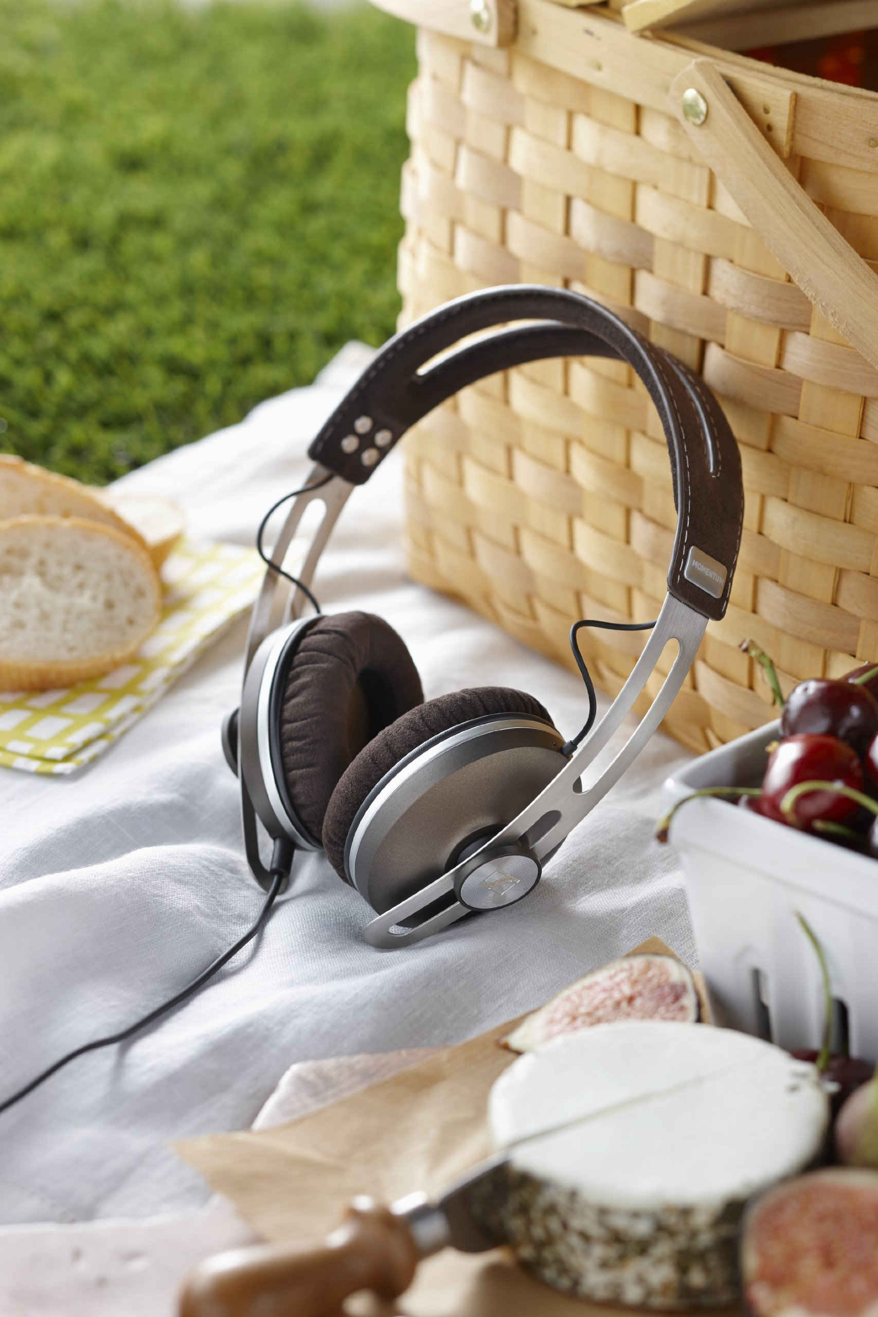 Sennheiser Momentum On-Ear Headphone - Brown