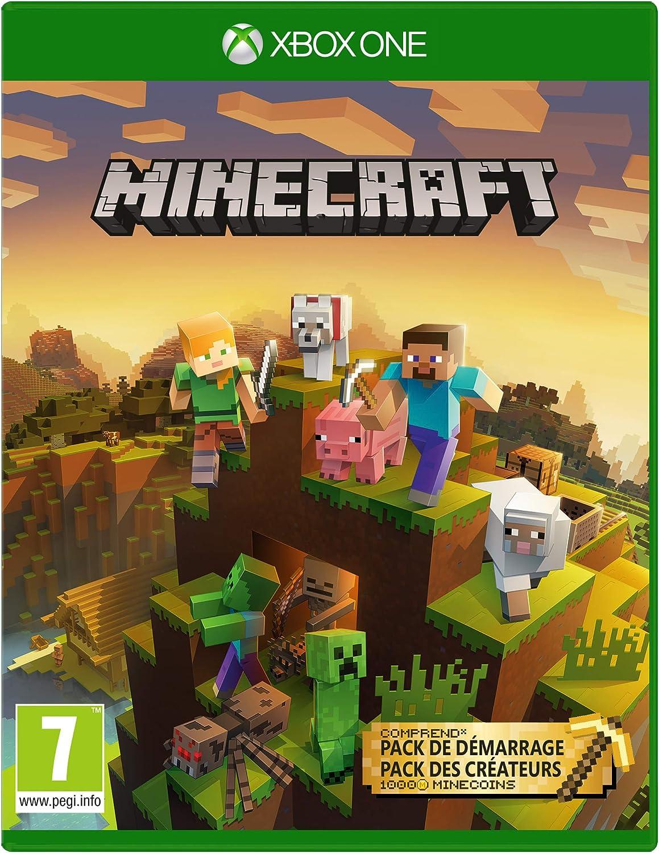 Minecraft - Master Collection [Importación francesa]: Amazon.es: Videojuegos