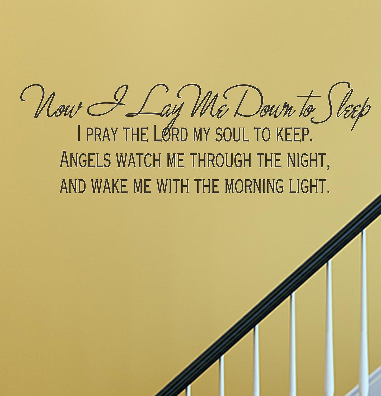 Amazon.com: Now I lay me down to sleep I pray the Lord my soul to ...