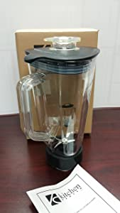 Kcpbl Plastic Blender for Nutone Built in Food Center 250, 251 and the Kitchen Center Power Base