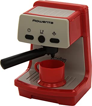 Smoby 24802 Rowenta Espresso - Cafetera de Juguete con Accesorios ...