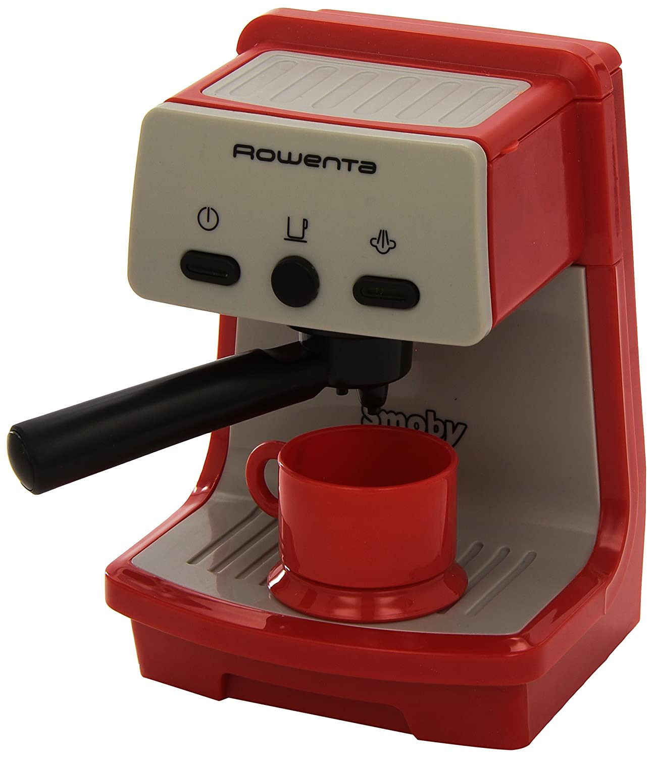 Smoby Rowenta Espresso Machine Multi Colour Amazon Co Uk Toys
