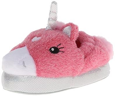 aa12b6f92 Stride Rite Little Girls' Light-Up Unicorn Slipper: Buy Online at ...