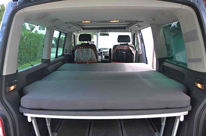 Campinie - Cama Plegable para VW T5 Multivan y California ...