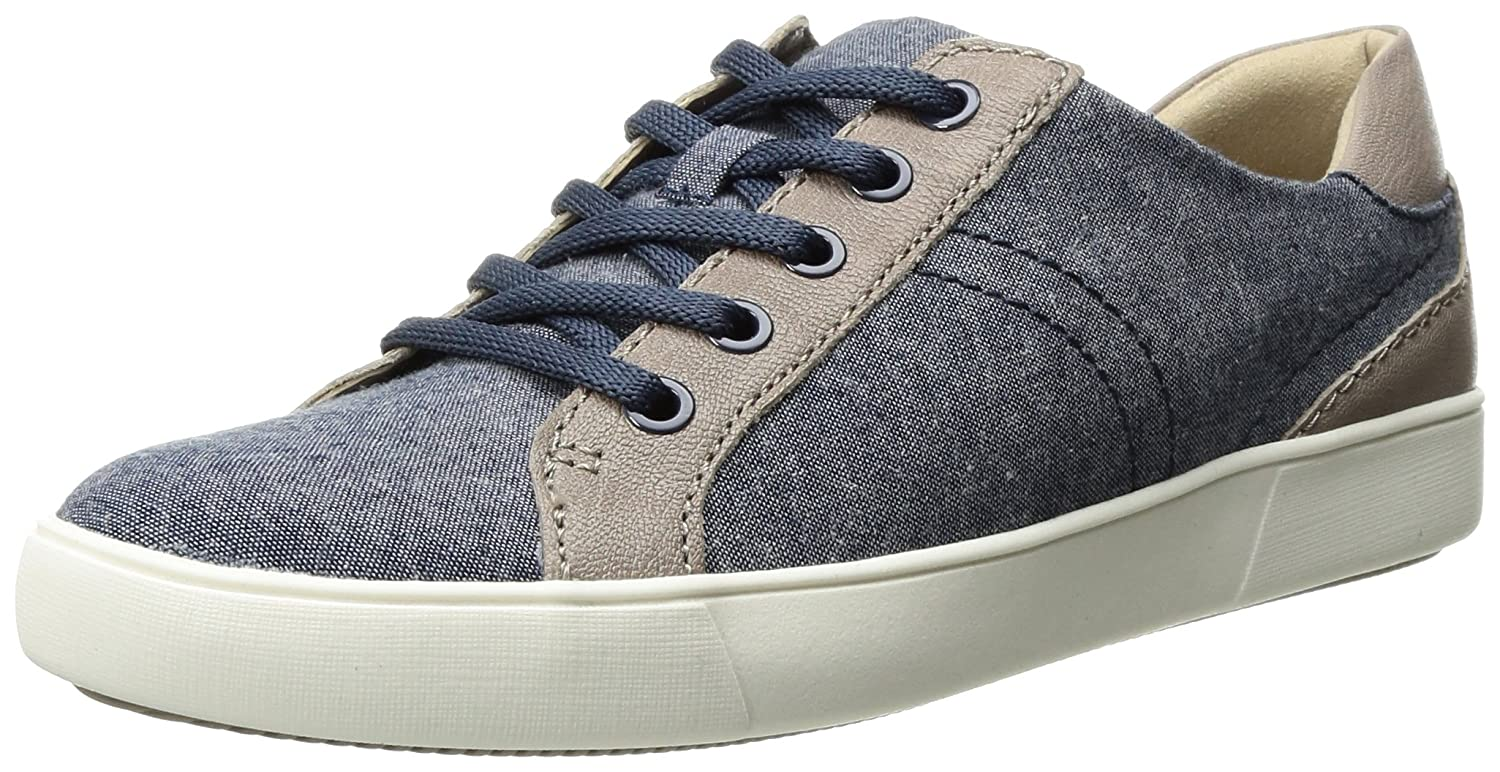 Naturalizer Women's Morrison Fashion Sneaker B01I4PR87K 7.5 2W US|Denimn Blue