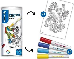 """PILOT PINTOR - DIY Set """"Poster"""""""