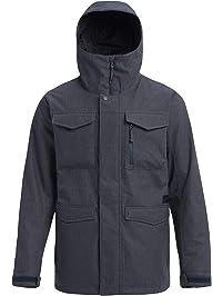 Burton Men's Covert Jacket, Bog Heather W16, Large